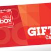 GIFT CARD PLAY BOX