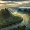 China Con Crucero Por El Río Yangtse