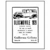 Auto Oldsmovile 1929