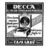 Decca / Casa Grau