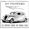 Nuevo Ford V8