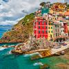 Los Lagos y la Liguria
