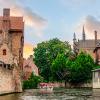 París, Países Bajos y Crucero por El Rin