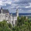 Paisajes De Suiza, Alpes Y Alemania