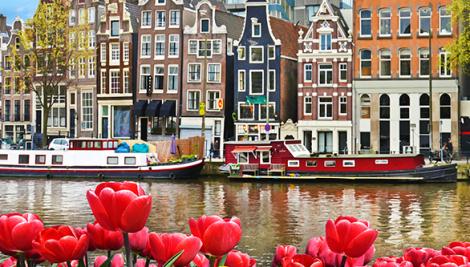 Países Bajos, Inglaterra y Francia