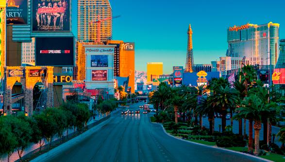 Las Vegas. Shopping y diversión.