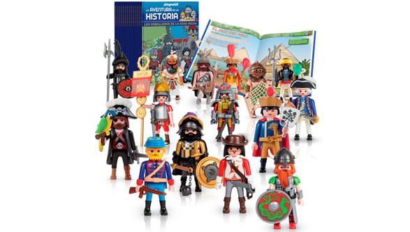Playmobil: La Aventura de la Historia