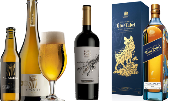 Venta de vinos, cervezas y licores