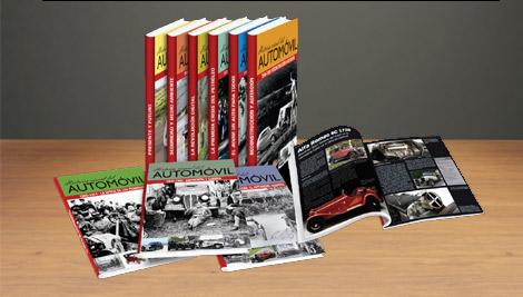 Pack Historia Visual Del Automóvil
