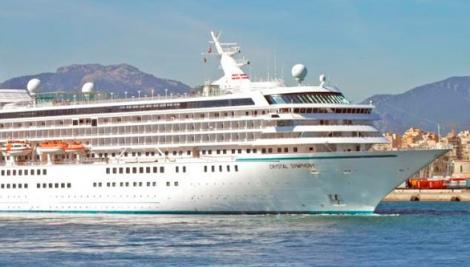 Desde Hong Kong a Singapur en Crucero Crystal de Lujo