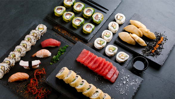 Mizu Sushi Bar & Delivery