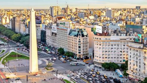 Buenos Aires, al estilo Alvear Palace