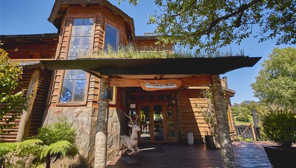 Marina del Fuy Lodge