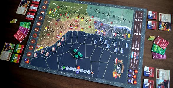 Guerra en el Pacífico