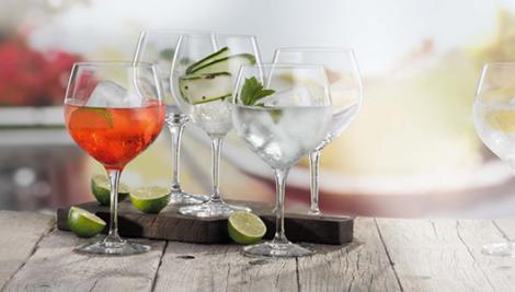 Set de 6 copas Gin Tónic Spiegelau
