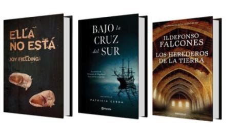 Novelas, biografías y memorias