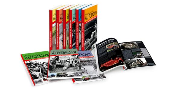 Historia Visual del Autómovil