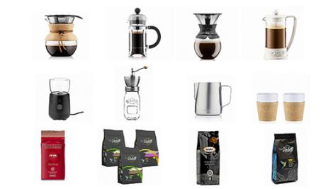Prepara y disfruta un magnífico café