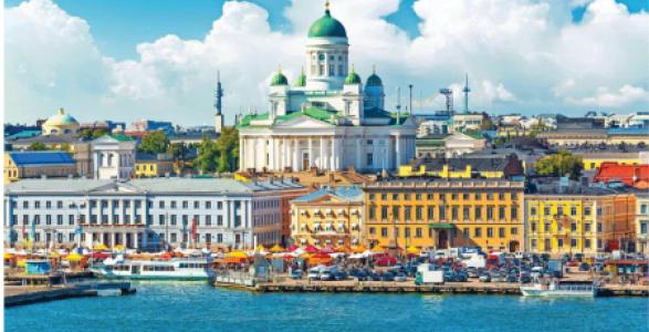 Países Bálticos y Finlandia