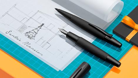 Plumas, bolígrafos y marcadores