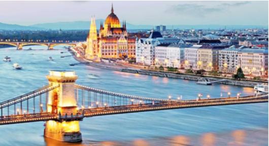 Austria, Hungría y República Checa