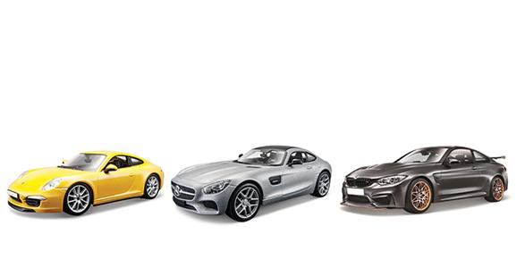 Autos deportivos Alemanes