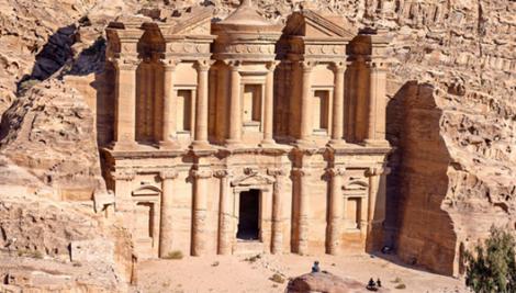 Cairo, Jordania y Estambul