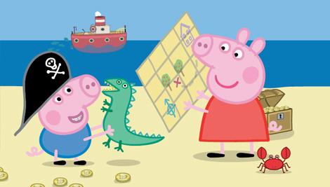 SHOW DE PEPPA PIG
