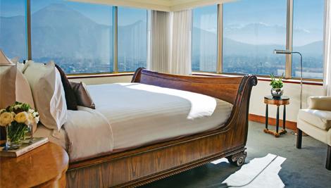 SANTIAGO MARRIOTT HOTEL: NOCHE ROMÁNTICA DE LUJO
