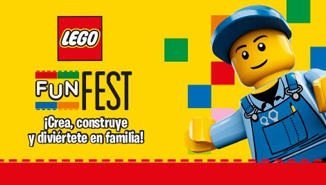 FUN FEST LEGO