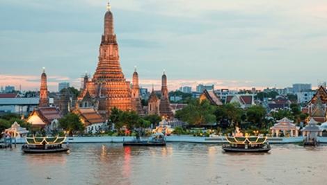 TAILANDIA, VIETNAM, LAOS Y CAMBOYA
