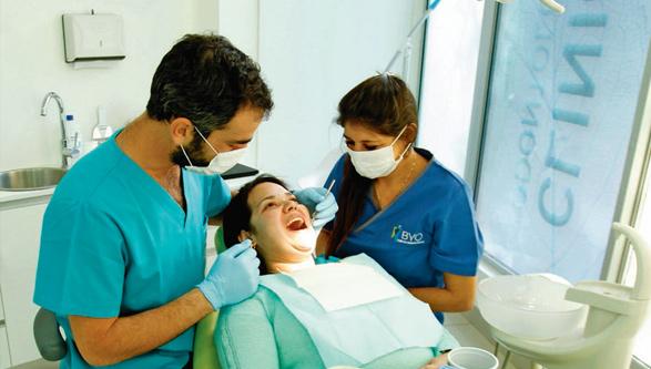 Clínicas Odontológicas BYO