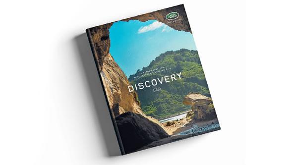 Guía de viaje Discovery Chile by Land Rover