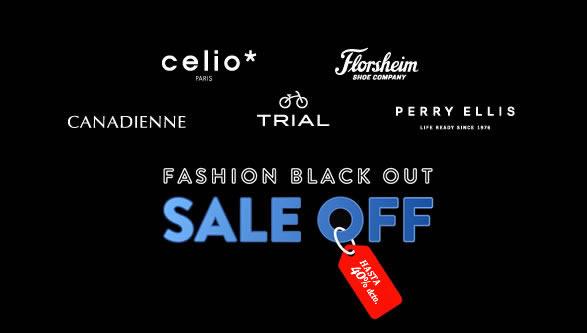 Fashion Black Out