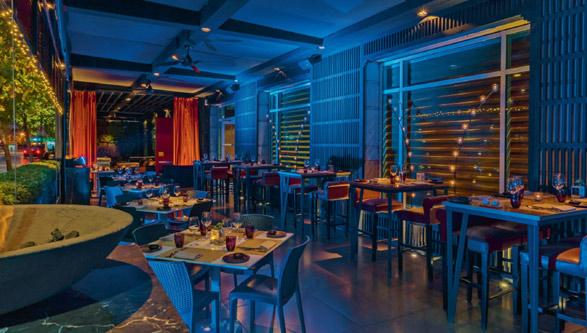 Momento The Macallan en restaurante Estró The Ritz-Carlton