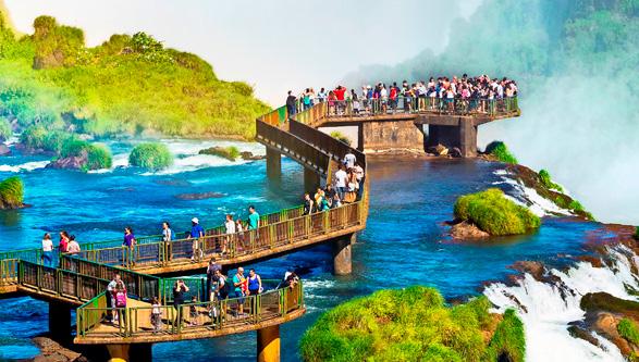 Cataratas Foz de Iguazú al estilo Belmond