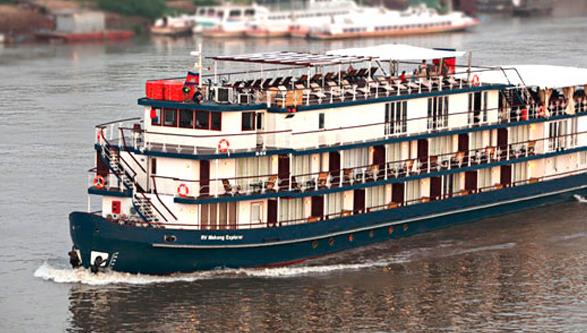 Crucero de lujo por el Mekong (Vietnam y Cambodia)