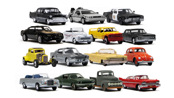 Hollywood Cars