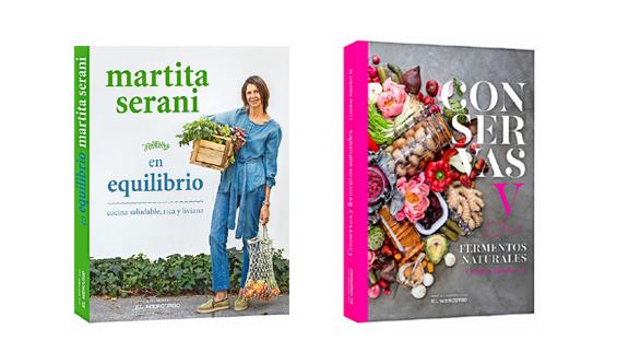 Libros que nos enseñan a comer sano