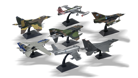 Aviones de Combate a Reacción