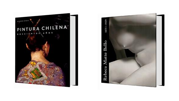 Libros, arte en manos femeninas