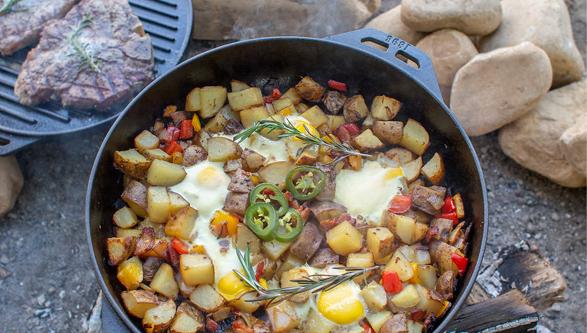 Cook-It-All de Lodge