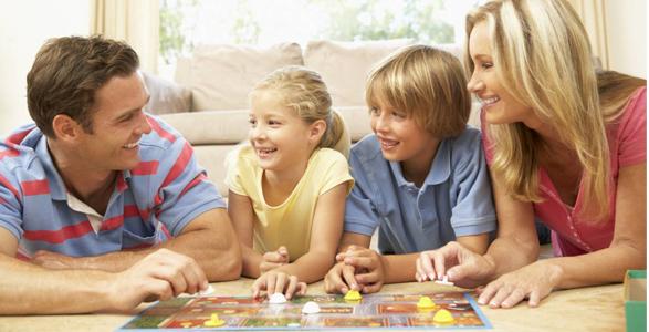Juegos para disfrutar en familia