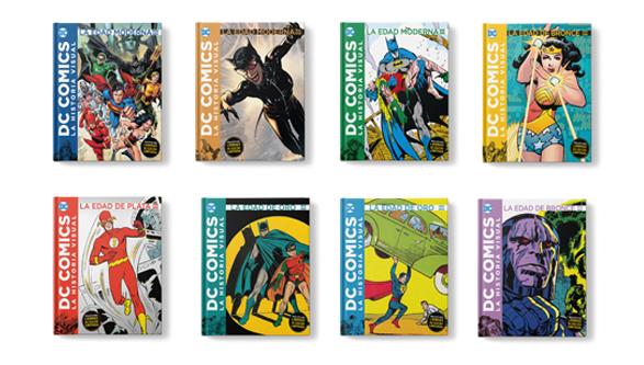 DC Comics la historia visual