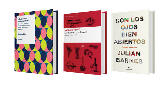 Ensayos y crónicas de arte, filosofía, psicología y más