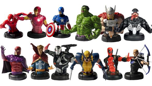 Bustos Marvel