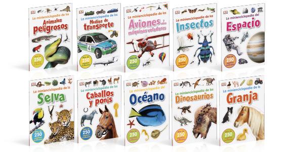 Mini Enciclopedia de Stickers